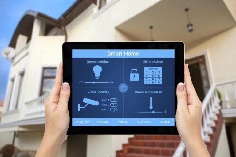 تصویر شماره 6 کنترل سیستم امنیتی در خانه های هوشمند
