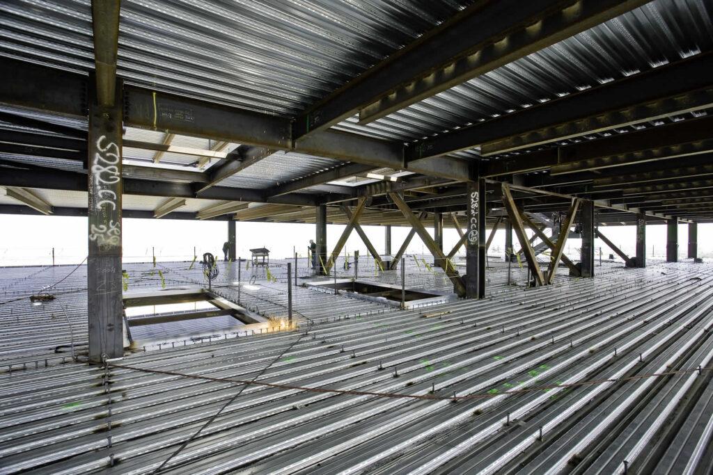 تصویر شماره 5 سقف عرشه فولادی و اجزای آن